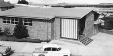 The brand new and third Nambucca Heads Post Office Date of photograph: Approx 1960