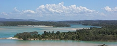 Looking towards Macksville  © 2005 Photo by Nambucca Graphics