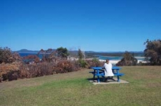 Captain Cook Lookout - Parkes Street Nambucca Heads