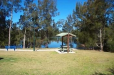 Quota Park beside Riverside Drive, Nambucca Heads