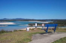 Park Street Lookout Reserve at Nambucca Heads