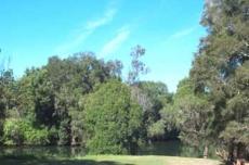 Welsh Pioneer Park - Talarm riverside