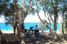 Jones Reserve - Henderson & Jones St, Valla Beach
